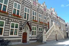 Nederland - Alkmaar, stadhuis