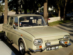 Renault 10 Major, early 1970's.