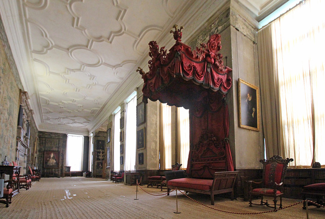 The Gallery, Hardwick Hall, Derbyshire