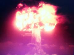 NUCLEAR EXPLOSION
