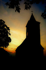 Village Church, Dobel, Germany