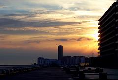 BE - Oostende - Sunrise