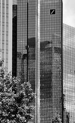 Glastürme, gesehen von der Taunusanlage