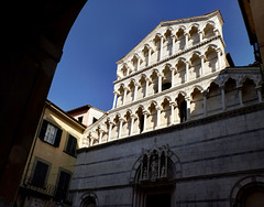 Pisa -  Chiesa di San Michele in Borgo
