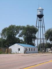 Royal water tower