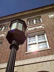 Facade, post office