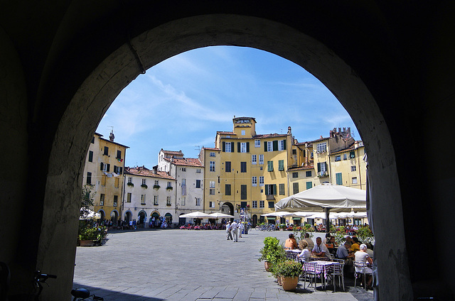 Lucques / Lucca (I) 19 mai 2011.