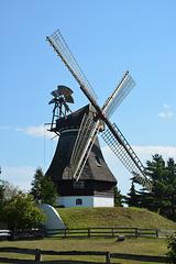 Im Mühlenmuseum Gifhorn...