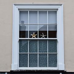 Window with Starfish