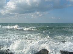 Caresse sur l'Océan