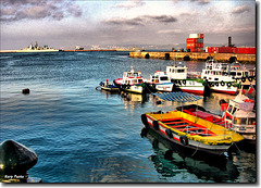 Puerto de Valparaíso - Chile