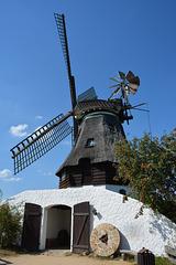 Bergholländer Windmühle....