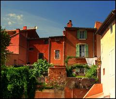 Roussillon - Stadt des Ockers