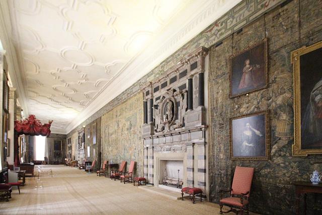 The Gallery, Hardwick Hall, Derbyshire
