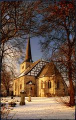 Dorfkirche in Bochum-Stiepel