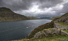 The magnificent Killary Fjord
