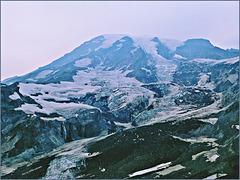 Mount Rainier, Nisqually Gletscher