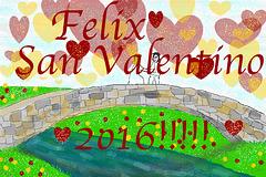 Felix San Valentino 2016!!!!!