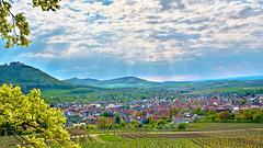 Swabian Alb in Germany