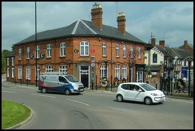 The Globe at Rugeley