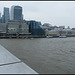 dismal view from London Bridge