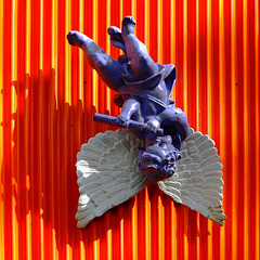 Tiefensee. roter klee kunst und manufaktur. 201206