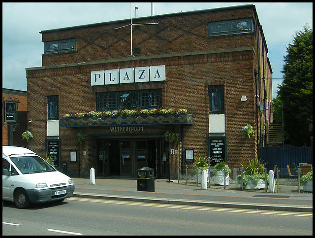 The Plaza at Rugeley