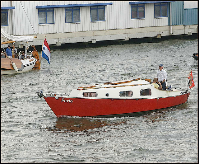 rood bootje