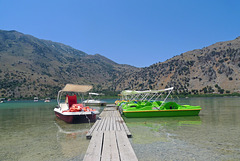 Greece - Crete, Lake Kournas