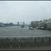 over London Bridge