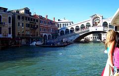 IT - Venice - Rialto Bridge