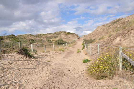 Belle Dune Fort Mahon