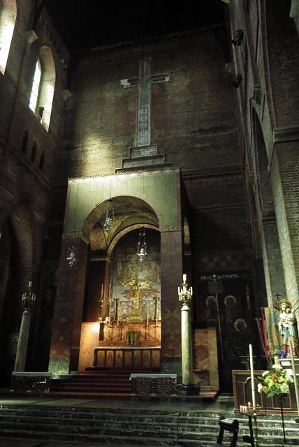 st bartholomew's church, brighton, sussex