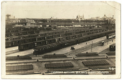 WP2126 WPG - CANADIAN NATIONAL RAILWAYS YARDS