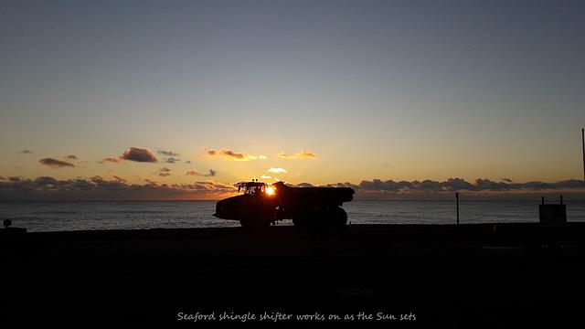 20201119 sunset with shingle shifter