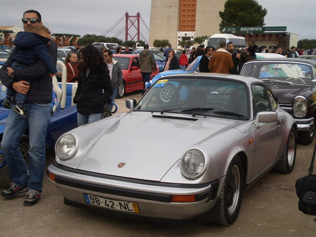 Porsche Carrera (1986), imported in 1999.