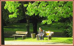 HBm  - Im Kurgarten Aachen (d)