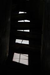 licht treppe