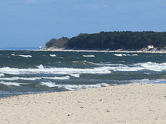Strand bei Zinnowitz