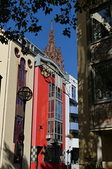 Frankfurt/ Main - in der Saalgasse (PiP)