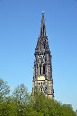 Mahnmal St. Nikolai in Hamburg