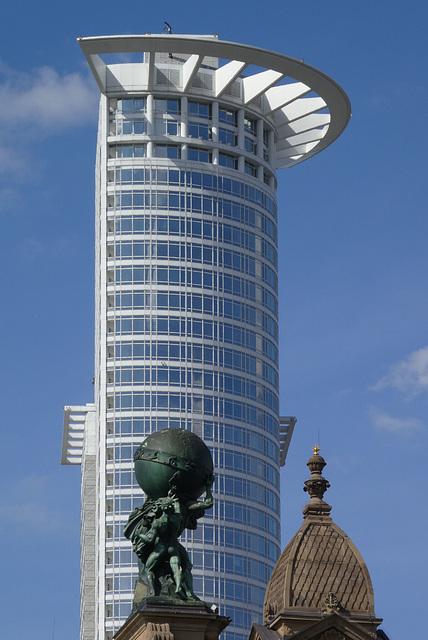 Büroturm Westendstraße 1 (PiP)