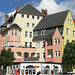Eckhaus = Formenvielfalt