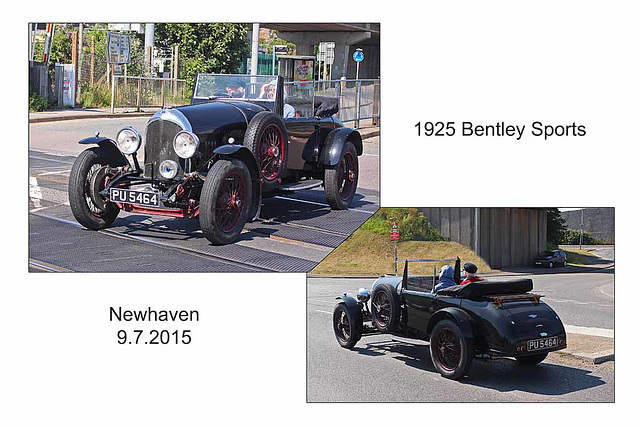 1925 Bentley - Newhaven - 9.7.2015