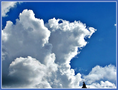 Billowing Clouds