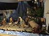 Crèche dans l'eglise saint Joseph de la Galaure à St Uze