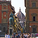 Firenze on the way - From Square of Santissima Annunziata, up toward the dome of Brunelleschi