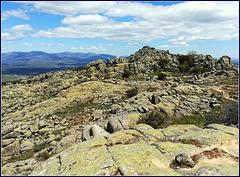 Granite landscape