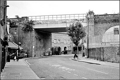 Nursery Road, Brixton SW9.