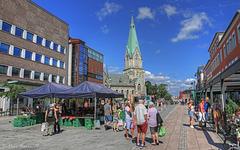 Kristiansand, Torvet.